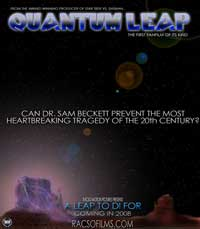 Quantum Leap: A Leap to Di for - 11 x 17 Movie Poster - Style B