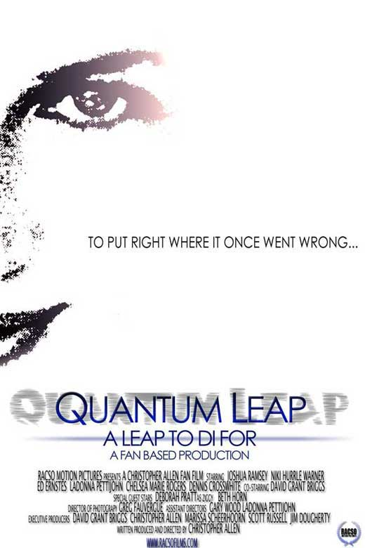 Quantum Leap: A Leap to Di for movie
