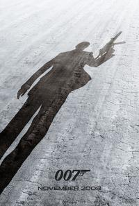 Quantum of Solace - 43 x 62 Movie Poster - Bus Shelter Style A