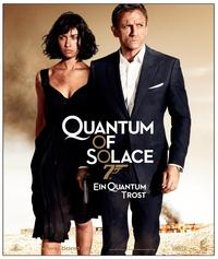 Quantum of Solace - 22 x 28 Movie Poster - Switzerland Style A