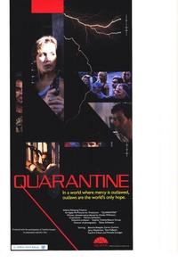 Quarantine - 27 x 40 Movie Poster - Style A