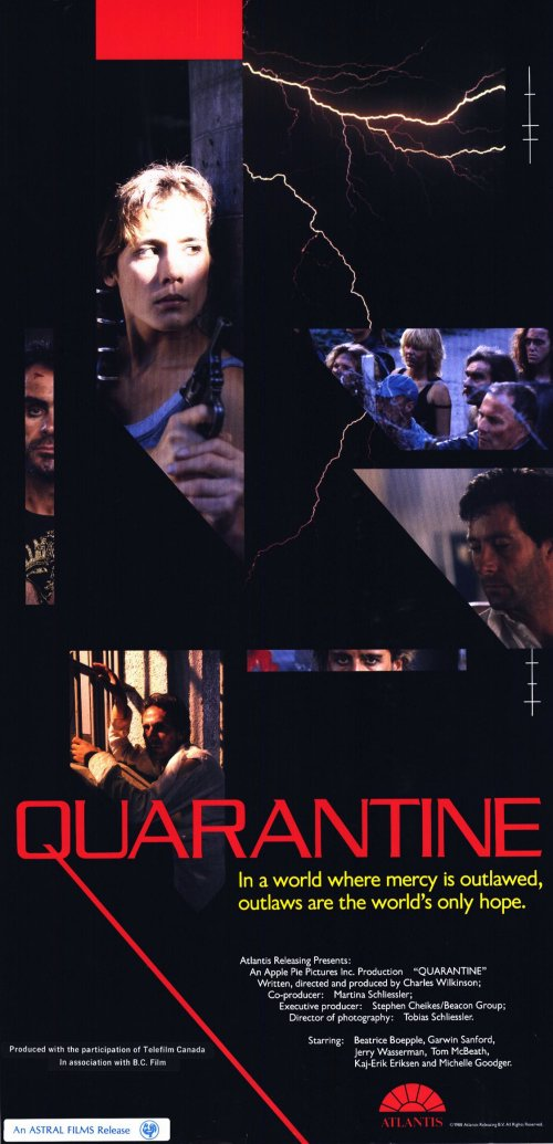 quarantine movie posters from movie poster shop