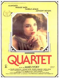 Quartet - 11 x 17 Movie Poster - Spanish Style A