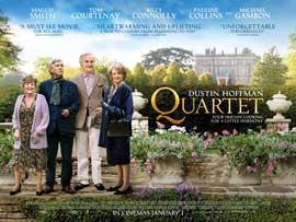 Quartet - 30 x 40 Movie Poster - Style A