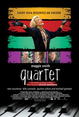 Quartet - 11 x 17 Movie Poster - Style B