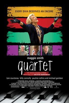 Quartet - 27 x 40 Movie Poster - Style A