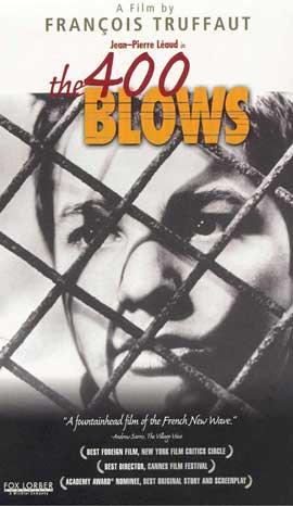 Quatre Cents Coups - 11 x 17 Movie Poster - Style A