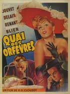 Quay of the Goldsmiths - 11 x 17 Movie Poster - Belgian Style A