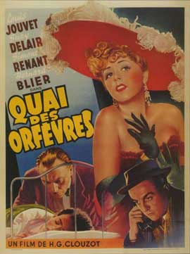 Quay of the Goldsmiths - 27 x 40 Movie Poster - Belgian Style A