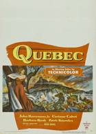Quebec - 27 x 40 Movie Poster - Style A