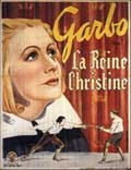 Queen Christina - 11 x 17 Movie Poster - French Style A
