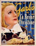 Queen Christina - 11 x 17 Movie Poster - French Style B