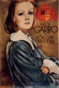 Queen Christina - 11 x 17 Movie Poster - German Style A