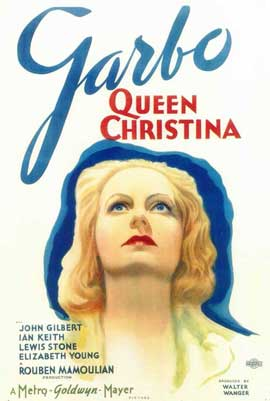 Queen Christina - 11 x 17 Movie Poster - Style A