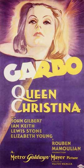 Queen Christina - 11 x 17 Movie Poster - Style C
