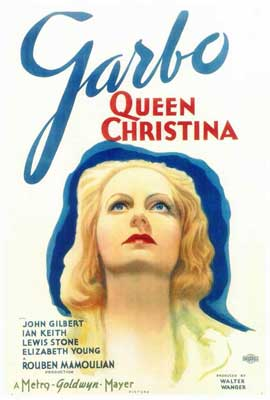 Queen Christina - 27 x 40 Movie Poster - Style A