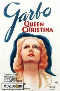 Queen Christina - 43 x 62 Movie Poster - Bus Shelter Style A