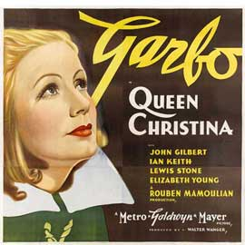 Queen Christina - 11 x 14 Movie Poster - Style A