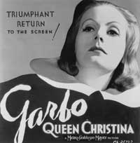 Queen Christina - 20 x 20 Movie Poster - Style A