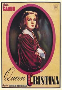 Queen Christina - 11 x 17 Movie Poster - Italian Style A