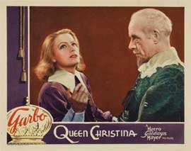 Queen Christina - 11 x 14 Movie Poster - Style C