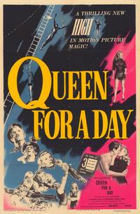Queen for a Day - 11 x 17 Movie Poster - Style A