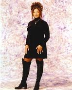Queen Latifah - Queen Latifa posed in Portrait