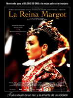 Queen Margot - 11 x 17 Movie Poster - Spanish Style A