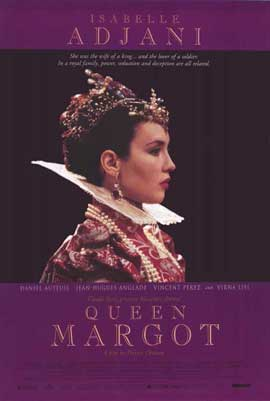 Queen Margot - 11 x 17 Movie Poster - Style A