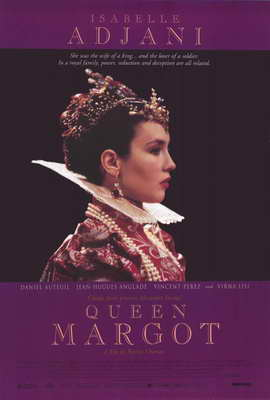 Queen Margot - 27 x 40 Movie Poster - Style A