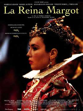Queen Margot - 11 x 17 Movie Poster - Spanish Style B