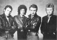Queen - 8 x 10 B&W Photo #1