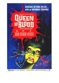 Queen of Blood - 11 x 17 Movie Poster - Style A