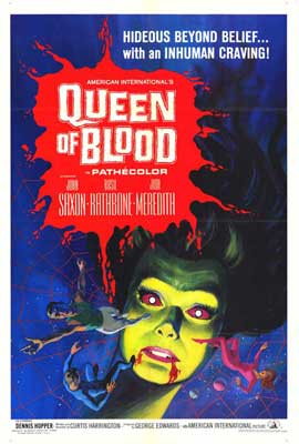 Queen of Blood - 27 x 40 Movie Poster - Style A