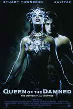 Queen of the Damned - 27 x 40 Movie Poster - Style A