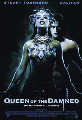 Queen of the Damned - 11 x 17 Movie Poster - Style A