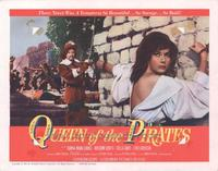 Queen of the Pirates - 11 x 14 Movie Poster - Style C