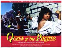 Queen of the Pirates - 11 x 14 Movie Poster - Style B