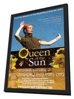 Queen of the Sun: What Are the Bees Telling Us? - 11 x 17 Movie Poster - Style A - in Deluxe Wood Frame