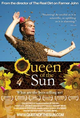 Queen of the Sun: What Are the Bees Telling Us? - 43 x 62 Movie Poster - Bus Shelter Style A