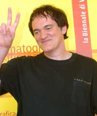 Quentin Tarantino - 8 x 10 Color Photo #3
