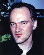 Quentin Tarantino - Quentin Tarantino Slight Side View Close-up Portrait