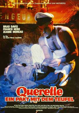 Querelle - 11 x 17 Movie Poster - German Style A