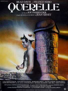 Querelle - 11 x 17 Movie Poster - French Style A