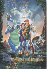Quest for Camelot - 11 x 17 Movie Poster - Spanish Style A