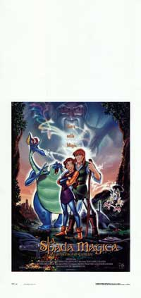 Quest for Camelot - 13 x 28 Movie Poster - Italian Style A