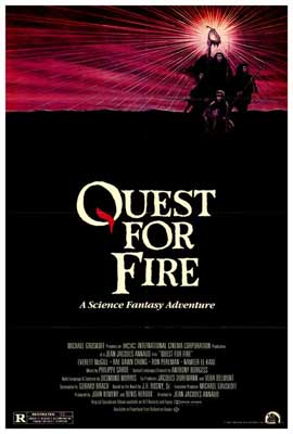 Quest for Fire - 27 x 40 Movie Poster - Style A