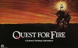 Quest for Fire - 27 x 40 Movie Poster - Style C
