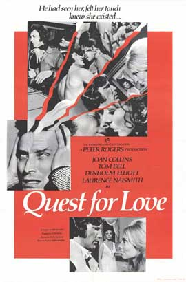 Quest for Love - 11 x 17 Movie Poster - Style A