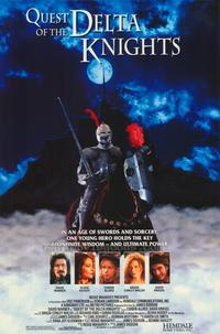 Quest of the Delta Knights - 11 x 17 Movie Poster - Style A